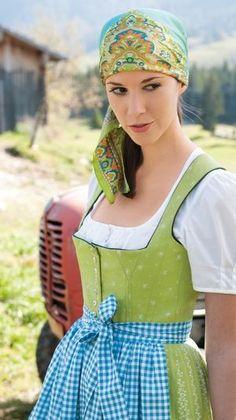 ドイツの民族衣装ディアンドル