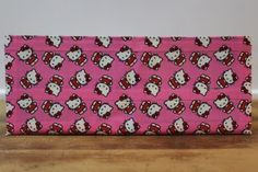 Duct Tape Wallet (Bi-Fold) - Hello Kitty, $15.  We are also on Etsy at:  www.junorduck.etsy.com.