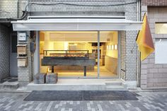 Panscape 2jo / love this bakery refurbished by Japanese firm Ninkipen. located in Oasaka.