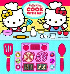 Loot.co.za - Books: Hello Kitty: Cook With Me - Play-a-sound Book & Stove (Hardcover) | Sound story, noisy books, musical books | Interactive & activity books & packs | Special book types | Young children's, early learning & special book types | Children's & Educational