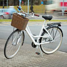 Nice Town Bike