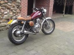 www.marktplaats.nl/motoren-suzuki/suzuki-tu-250-x-gn-250-scrambler-cafe-racer-bobber Origineel: Suzuki TU250X ...