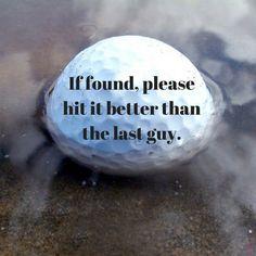 Find more #golf idea