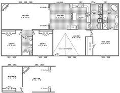 Floor Plans for  3Bed 2Bath 2,085sqft