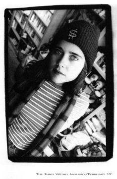 Veruca Salt's frontwoman, Louise Post [pinned on June 16, 2012]