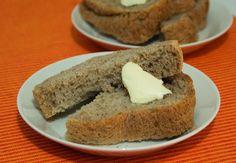Ruisleipää leipäkoneella