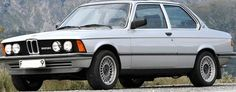 BMW 323i -1981
