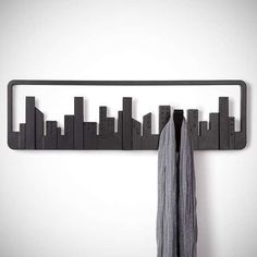 The Skyline Multi Hook is Both Beautiful and Functional trendhunter.com