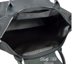 2368018c8324 Longchamp-1512-1515-Le-Pliage-Neo-Handbag-Black-Authentic-New