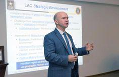Encontro Bilateral de Estudos Estratégicos Brasil & EUA: foco na América Latina.
