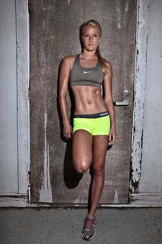 Ohhh my gosh I want those compression shorts!