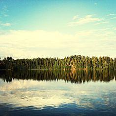 Lac en Suède