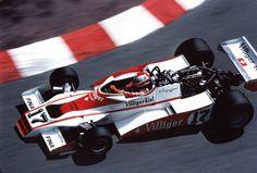 Formel 1 Grand Prix Monaco 1978 Monte Carlo Clay Regazzoni ShadowFord DN9 wwwhochzweinet copyright HOCH ZWEI / Ronco