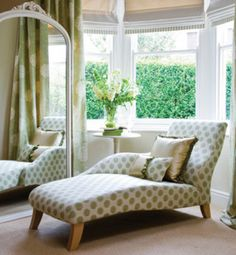 1000 images about bay window treatments on pinterest for Bay window chaise lounge
