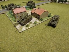 10/ 12mm WW2 and 6mm Napoleonic gaming: US M6A2E1 Heavy tank