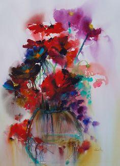 Face Vase Illustration