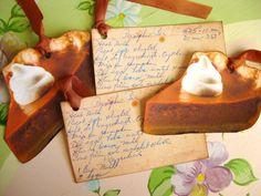 Fall Pumpkin Pie & Recipe Tags!
