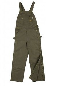 Rasco FR Moss Duck Bib Overalls - 10 oz   Free Shipping when you spend $88 . We deliver FRC Products Direct at the best price available; FRC Depot is dedicated to helping you protect yourself and employees. Call us at 877-855-2699 Bib Overalls, Work Wear, Parachute Pants, Khaki Pants, Father, Green, Free Shipping, Products, Fashion