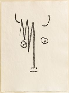 Picasso's Lithograph Untitled (1962)