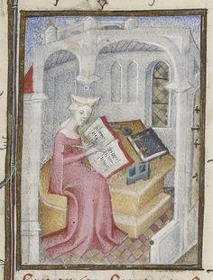 Christine de Pisan : « Ci commence le livre du corps de Policie, lequel parle de vertu et de meurs » Auteur : Christine de Pisan. Auteur du texte Date d'édition : 1401-1500
