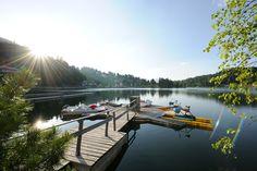 Entdecken Sie den Turracher See mit unseren Wasserfahrrädern, Tret- oder Ruderbooten. Ein Spaß für Groß und Klein! Places To Go, Rowing Scull, Roller Coaster, Alps, Summer