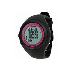 WCI Quality Women??s Waterproof GPS Navigation Sports Wrist Watch