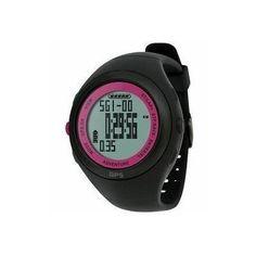 WCI Quality Women??s Waterproof GPS Navigation Sports Wrist Watch Gps Sports Watch, Golf Gps Watch, Car Tracking Device, Gps Tracking, Tracking Devices, Running Gps, Waterproof Fitness Tracker, Running Accessories, Gps Navigation