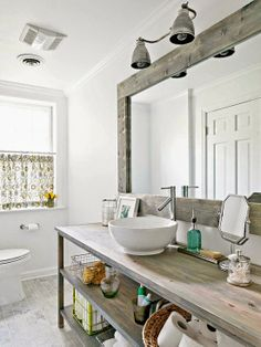 Beautiful bathroom inspirations!