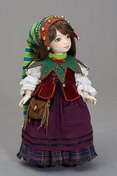 Elf Lady Tutorial on costumng