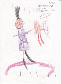 Nuria, Educación Infantil 3 años.