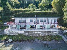 Villa paradisiaque au bord du lac Léman