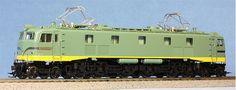 NEW HO Scale 72020 EF58 Electric locomotive Small Window Aodaisho Tenshodo 480 #Tenshodo