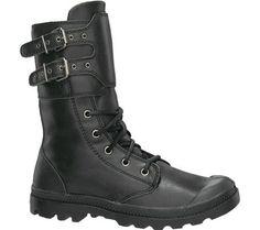 Boots Palladium Womens Pampa buy online Canada - ShoeMe.ca