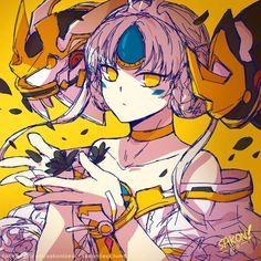 Eve _ Code Empress _ Elsword
