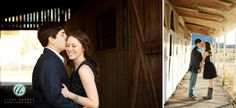 Franklin, Tennessee Engagement // Harlinsdale Farms // Middle Tennessee Photography // Libby Barker Photography