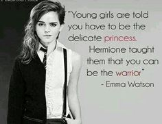 cuz hermione's the best