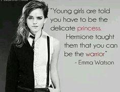 cuz hermione's the best