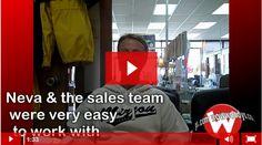 Melanie's sales advi