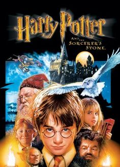"""""""Harry Potter and the Sorcerer's Stone"""" (2001)."""