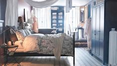 The Ideas: Storage Solutions For Small Spaces With Ikea Bedroom Ideas