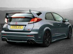 Next Honda Civic type R  #Honda #HondaCivic #HondaCars