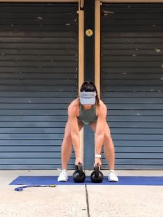 Ab Workouts At Home Discover Kettlebell full body HIIT workout Fitness Workouts, Full Body Kettlebell Workout, Sport Fitness, Kettlebell Circuit, Extreme Fitness, Ab Workout At Home, At Home Workouts, Workout Challenge, Kettlebell Challenge