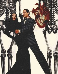 Gomez and Morticia Addams. Seriously the best couple ever. Die Addams Family, Adams Family, Dirty Dancing, Best Love Stories, Love Story, Pulp Fiction, Morticia And Gomez Addams, Cinema, The Munsters