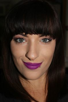 Kat Von D Everlasting Love Liquid Lipstick in L.U.V