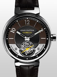 f7e6457fe4d1 71 Best Top 50 Louis Vuitton watches images