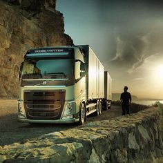 Volvo FH Volvo Trucks, Big Trucks, Rigs, First World, Places To Visit, Vehicles, Pictures, Roads, The World