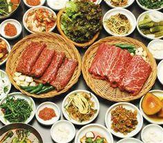 South Korean food| South Korean food
