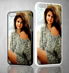 Selena Gomez beautiful Z1174 iPhone 4S 5S 5C 6 6Plus, iPod 4 5, LG G2 G3 Nexus 4 5, Sony Z2 Case