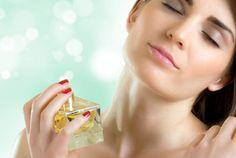 Proper use of perfume