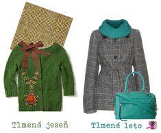 Materiály a vzory - Glenček - Supervizáž Soft Autumn, Sweaters, Outfits, Image, Dresses, Fashion, Vestidos, Moda, Suits